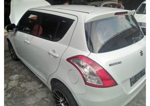 Swift GX matic 2013