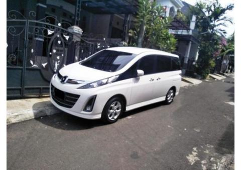 Mazda Biante 2.0L Th 2012/2013 metic warna Putih