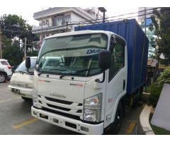 Isuzu NLR 55 T Engkel CDE Box dan Bak 4 Ban ( Jakarta)