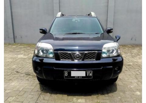 [Jual Cepat] Nissan X-Trail 2.5 Xt 2006 A/T Biru Metalik