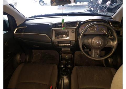 Mobilio S facelift 2017