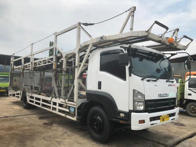 bak carrier tanpa truck mobil 10mtr untuk 6roda 10roda fuso isuzu hino