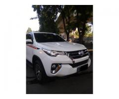 Toyota fortuner VRZ diesel atomatic th 2016