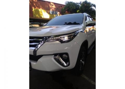 Toyota fortuner VRZ diesel atomatic th 2016