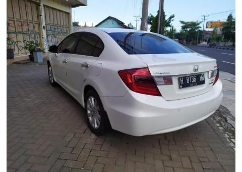 Civic 1.8 manual 2013