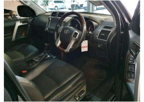 Toyota Landcruiser Prado NIK 2014 Hitam Body Full Ori