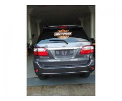 Fortuner G manual diesel 2008