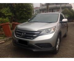 Honda Crv 2.0 cc thn 2013/2012 New model warna Abu2 metalik 1 tgn