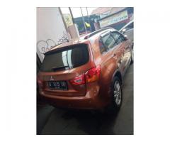 Mitsubishi Outlander PX orange 2014
