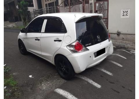 Honda Brio S 1.300 CBU Th 2012 Matic Warna Putih