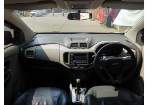 Chevrolet SPIN LTZ 2014 matic - black