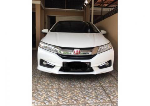 Jual Honda City E CVT 2015 Asuransi All Risk