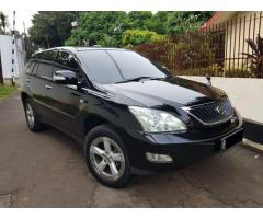 Toyota harrier 2.4 L prem 2007 power back door