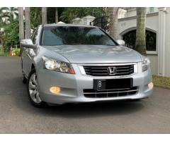 HONDA ACCORD VTIL 2008