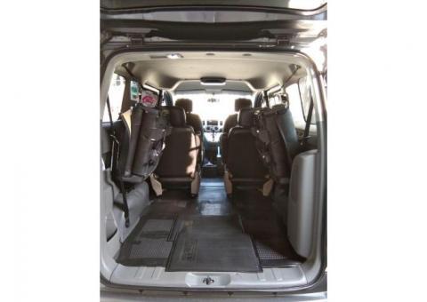 Nissan Evalia XV 2012 AT Abu abu