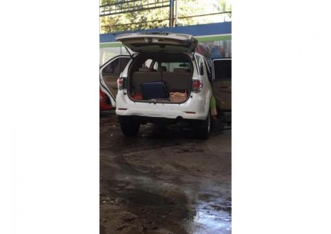 Dijual Toyota Fortuner 2.7 G Automatic