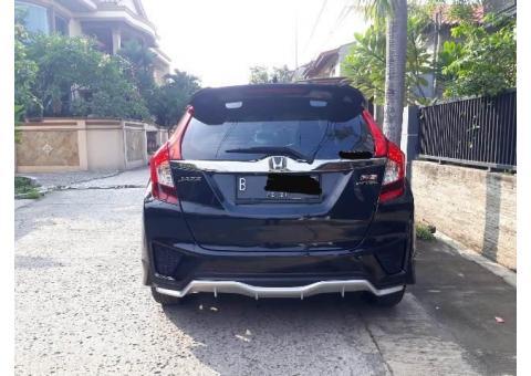 Honda Jazz RS Lmtd EditioN 2016 Hitam Good Condition