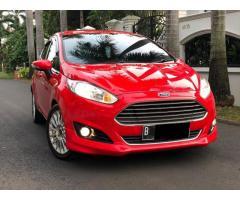Ford fiesta 1.0 S ecoboost (spec tertinggi) 2014 Merah