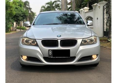 BMW 320i Silver LCI business 2010 Facelift