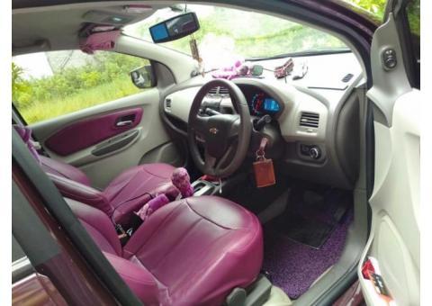 Chevrolet Spin 1.5 LTZ AT 2013