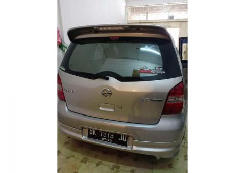 Dijual mobil bekas merk NISSAN LIVINA TIPE XR AUTOMATIC TAHUN 2008
