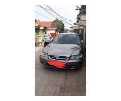 Honda Accord 2002 Exclusive