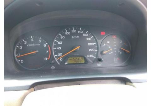 Honda Accord 2002 Exclusive