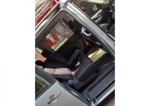Nissan Serena HWS 2013 Matic Warna Silver Tgn 1