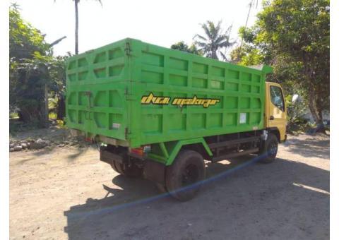 Mitshubishi Dump Truck HD Canter 2017