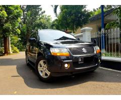Suzuki Grand Vitara 2.0 JLX AT Th 2007 Hitam Metalik