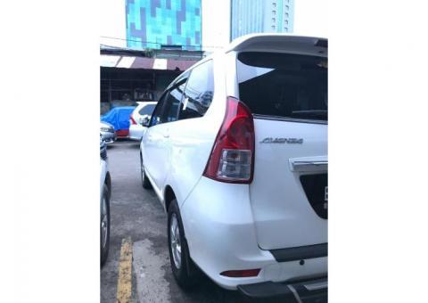 Toyota Avanza 1.3 G 2014