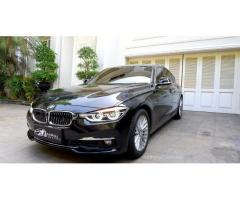 BMW 320i LCI NIK 2018 Luxury Line NEW Profile baru 3RB kilo