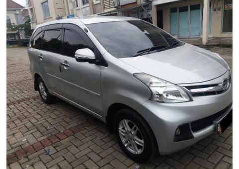 Daihatsu xenia R deluxe AT Th 2013 Silver