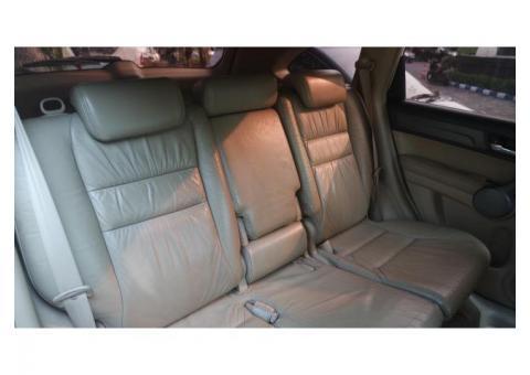 New CRV 2.4 automatic 2008, putih mutiara, ex wanita, istimewa