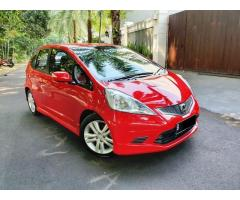 Honda Jazz RS 2010 Metic Tgn1 Istimewa