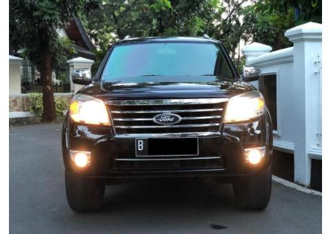 Ford Everest XLT Limited 4x2 Automatic Tahun 2010
