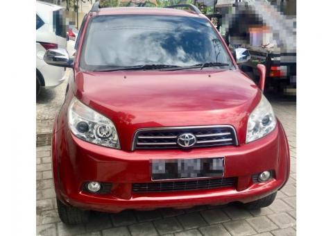 Jual Toyota Rush S 2008, Asli Bali , Tangan Pertama