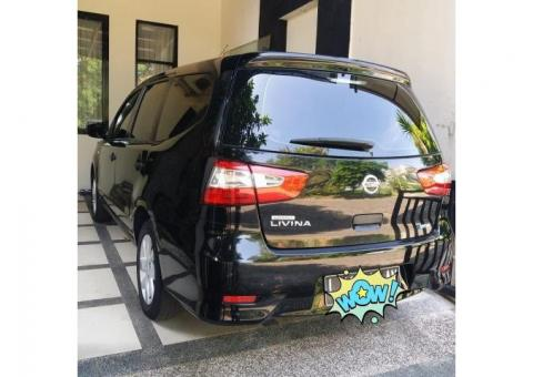 Nissan Grand livina 2014 akhir, SV manual