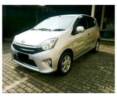 Toyota Agya G thn 2015 manual km9rb
