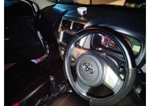 Toyota Agya G thn 2015 manual km9rb