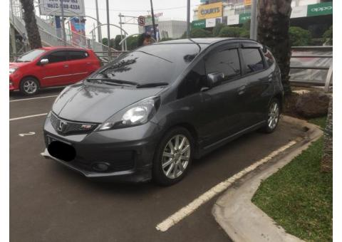 Honda Jazz RS CVT (Matic) 2013 abu2