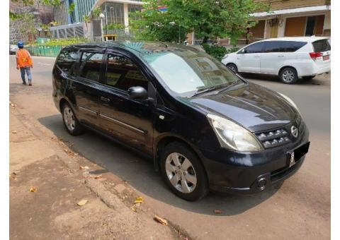 Jual Mobil Grand Livina XV/AT tahun 2010