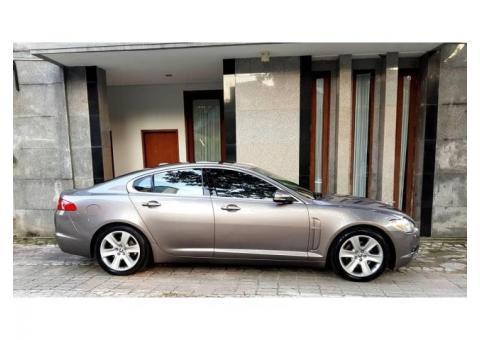 Jaguar XF 3.0 Th 2010