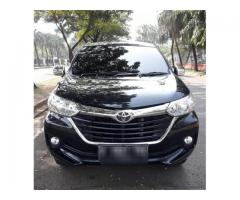 Toyota Avanza G MT tahun 2016 tgn pertama