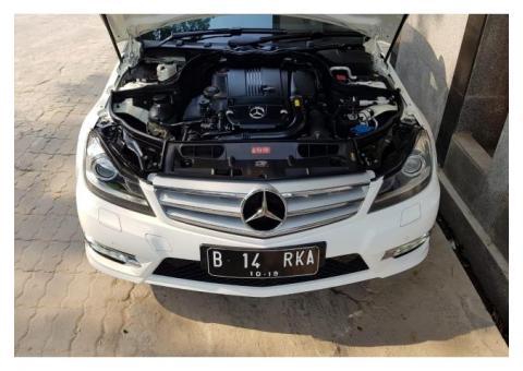 C 250 AMG Plus Th 2014