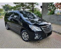 Toyota kijang inova V 2.5 diesel manual th 2015 antik