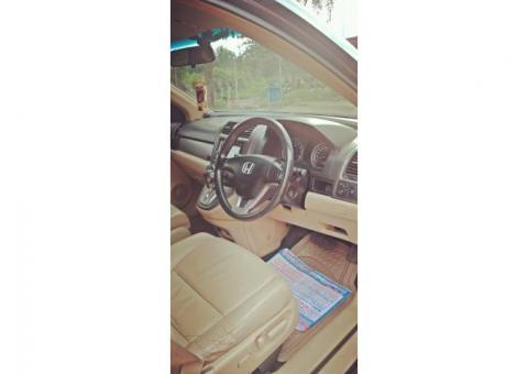 Honda CRV 2010 automatic
