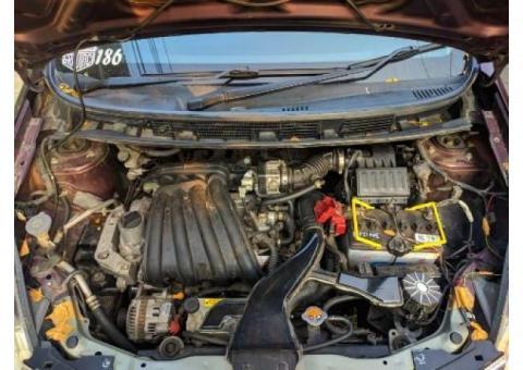 Nissan Grand Livina SV 2013 Manual