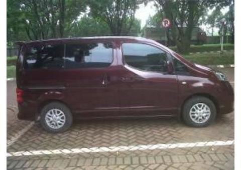 Nissan evalia XV 2013