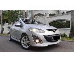 Mazda 2 Type R Terlengkap Irit dan Responsif Th 2010